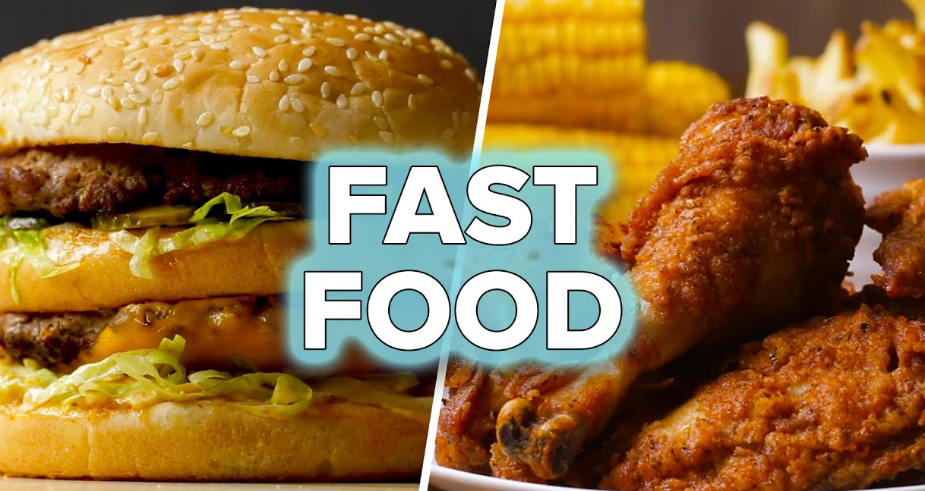 IS THERE SUCH A THING AS HEALTHY FAST FOOD?