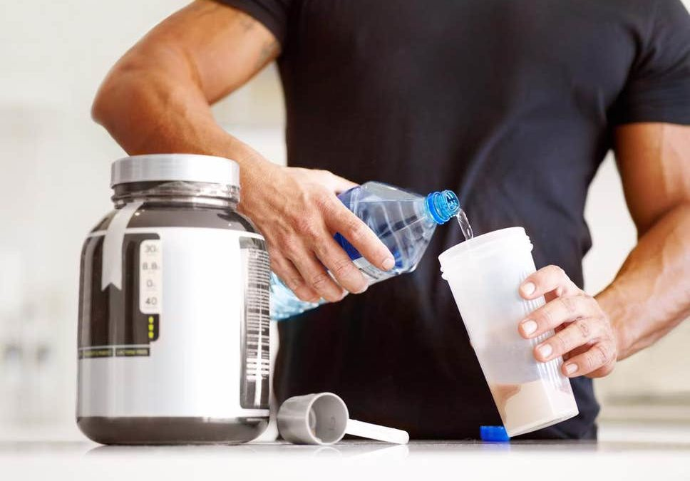 31 FLAVOURS OF PROTEIN SHAKES…
