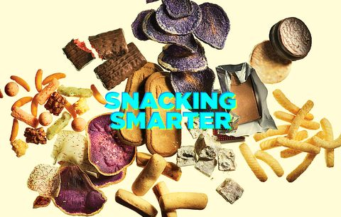 How To Snack Smarter